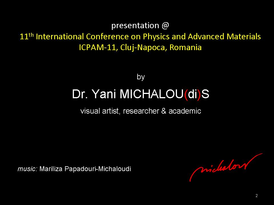 nanoSKY on the Moon - Dr. Ioannis Michaloudis - nano-sculpture - Slide2