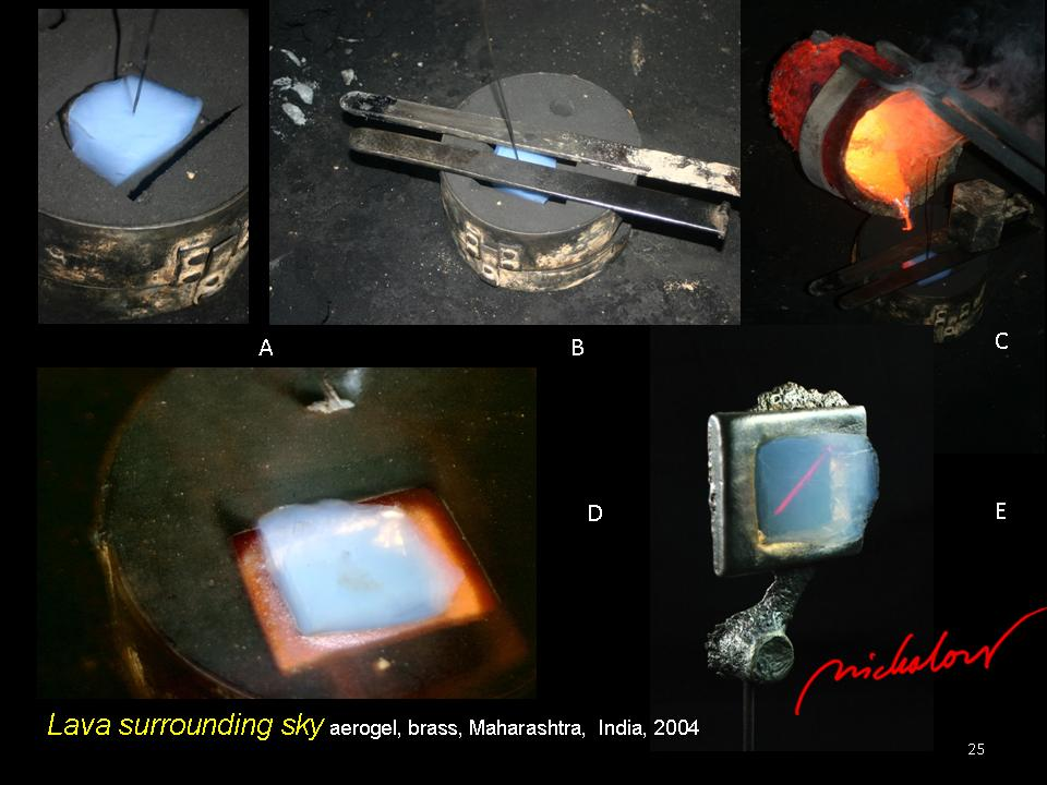 nanoSKY on the Moon - Dr. Ioannis Michaloudis - nano-sculpture - Slide25