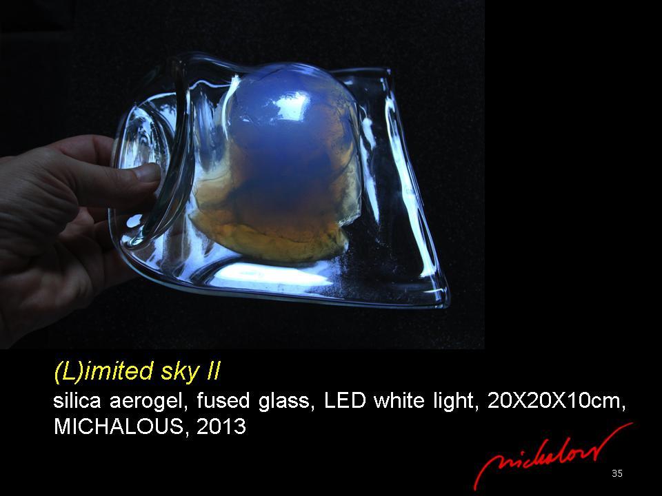 nanoSKY on the Moon - Dr. Ioannis Michaloudis - nano-sculpture - Slide35