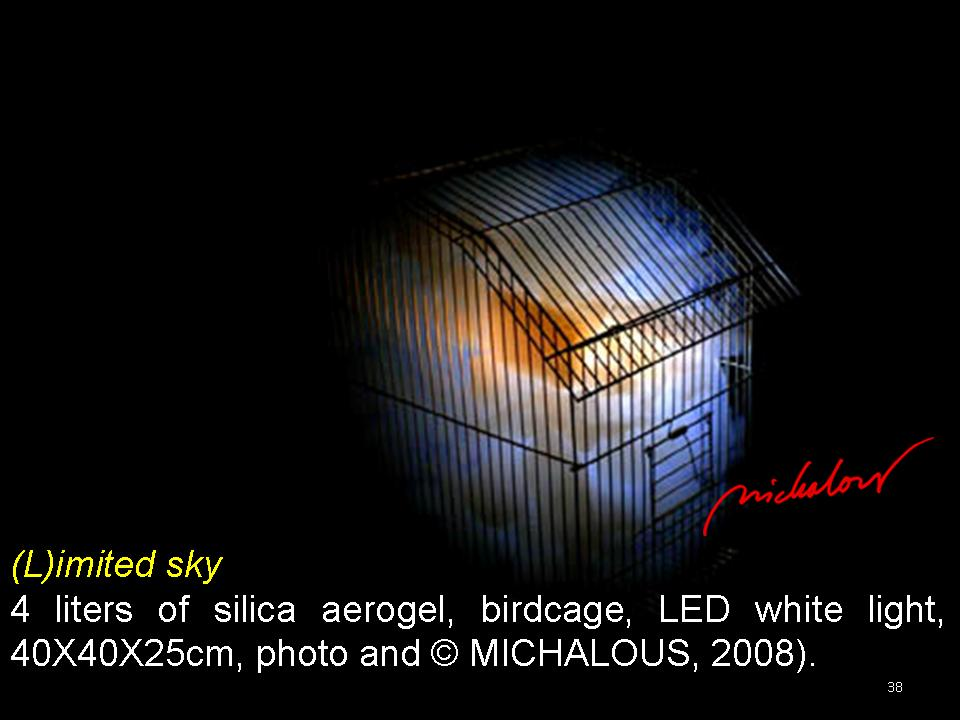 nanoSKY on the Moon - Dr. Ioannis Michaloudis - nano-sculpture - Slide38