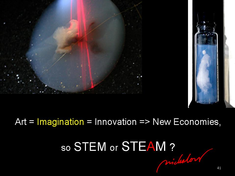 nanoSKY on the Moon - Dr. Ioannis Michaloudis - nano-sculpture - Slide41