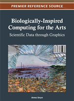biologically inspired computing for the arts