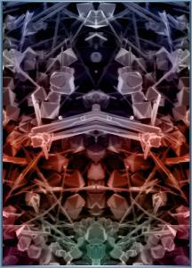 Teja Krasek - Quasicrytsal Parallel Universes