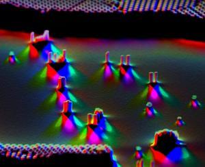 Bjorn Hoffmann - Germany - Rainbows in the Nano Cosmos