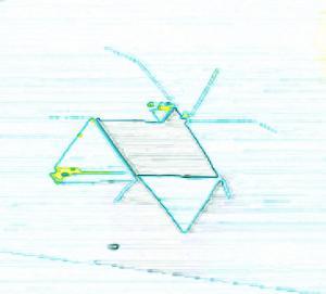 Janez Jelenc-Cocktail graphite-nanoart