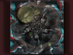 Jean Constant - USA - 3D-Goya's Spell
