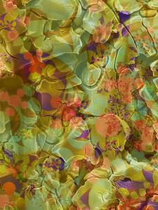 Ursula Freer - Molecula Puzzle of Flowers